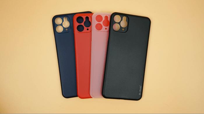 Ốp Memumi siêu mỏng iPhone 11 Pro max