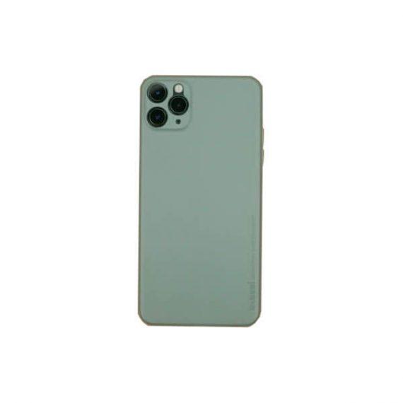 ốp lụa siêu mỏng Memumi iPhone 11 Pro Max