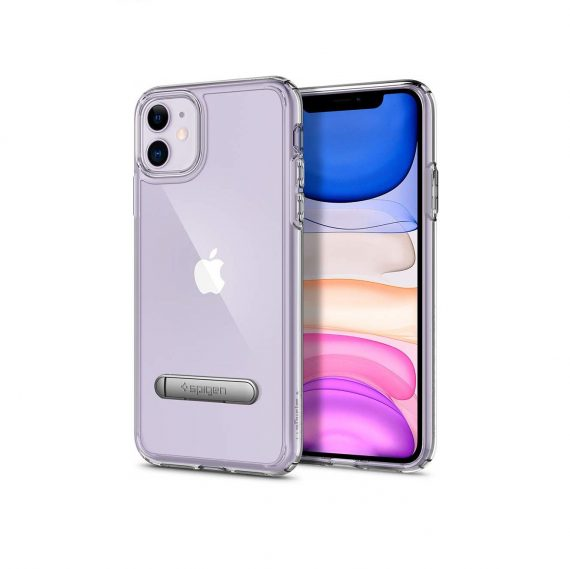 Ôp lưng Spigen Ultra Hybrid S iPhone 11