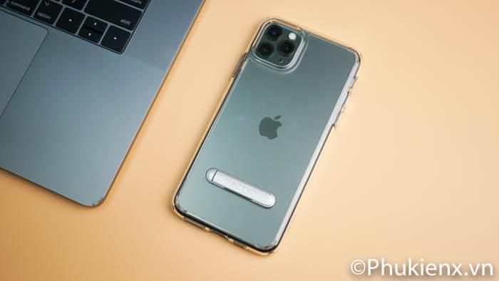 Ôp lưng Spigen Ultra Hybrid S iPhone 11 Pro Max
