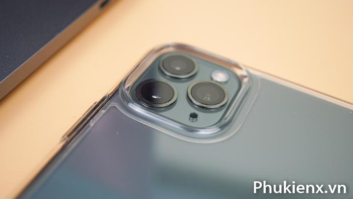 ốp lưng Spigen Ultra Hybrid iPhone 11 Pro Max