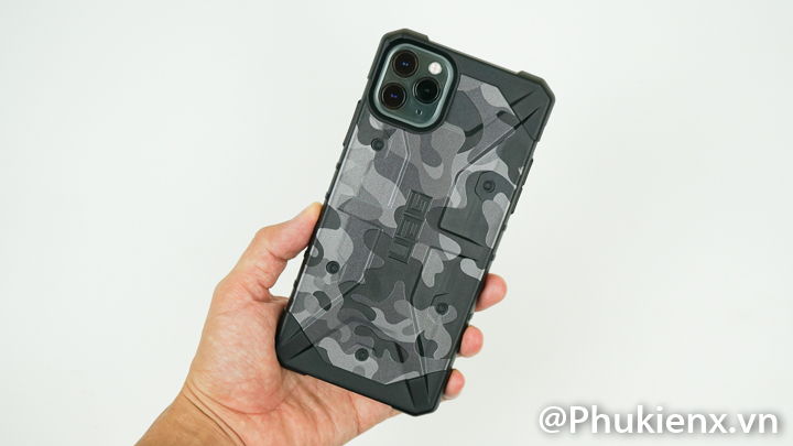 Ốp lưng chống va đập UAG Pathfinder iphone 11 Pro Max