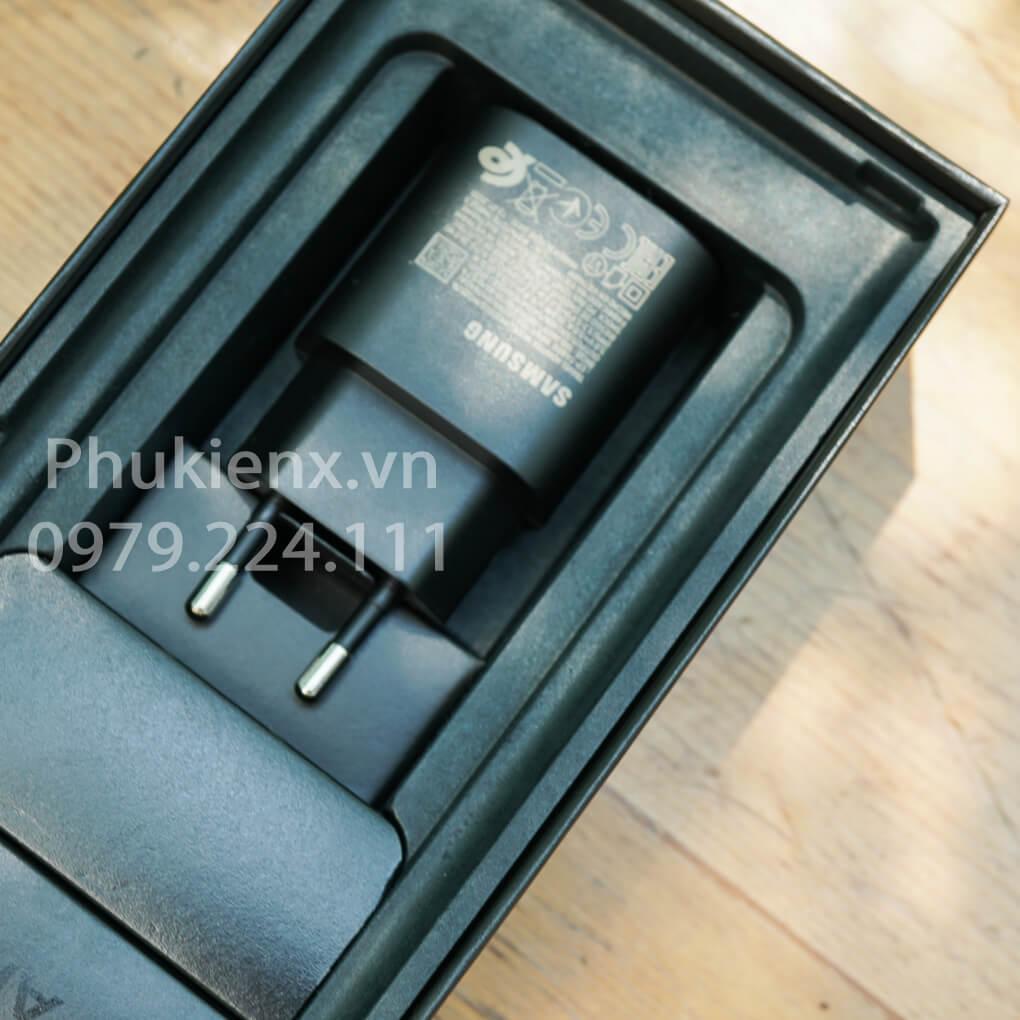 Sạc nhanh 25w Galaxy Note 20 Ultra